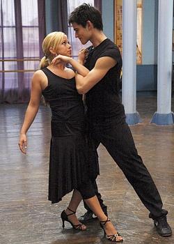Joaquin and Dorinda romantic dancing scene from The Cheetah Girls 2 <3