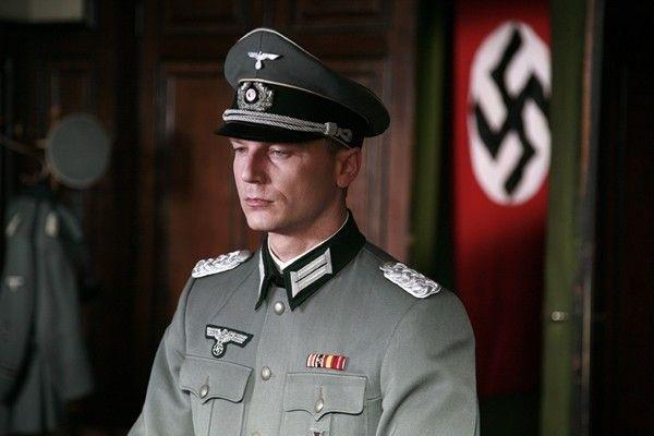 """Major Halbe, czyli Krystian Wieczorek w """"Czasie honoru"""""""