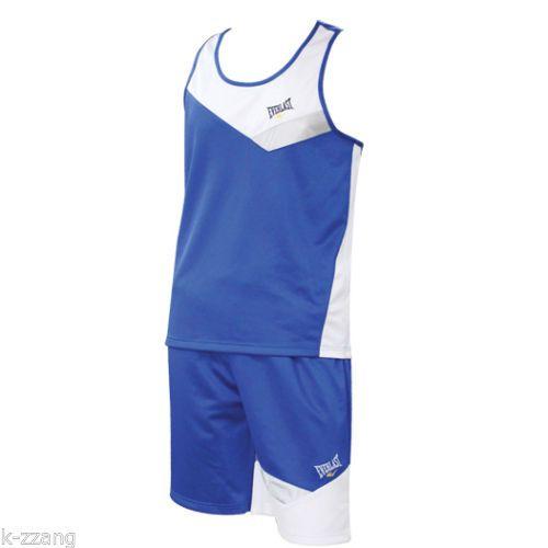 Everlast-Amateur-Boxing-Wear-Trunk-MMA-Shorts-MuayThai-KickBoxing-Training