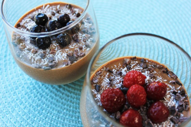 Superfood Choc-Banana Mousse  https://www.after-midnight.co/recipeblog/2017/2/11/choc-banana-mousse
