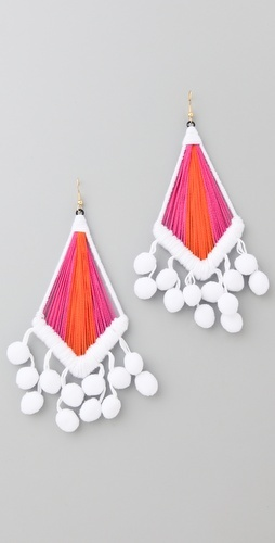 Holst + Lee Earrings: Would go great with the Amber shell in Miche's Classic size. https://babsshowroom.miche.com/Shop/Product/1166