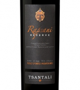 Tsantali Rapsani Réserve Thessalia 2007