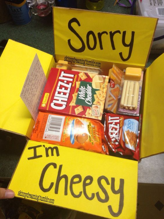 25 ideas for cool college care packages