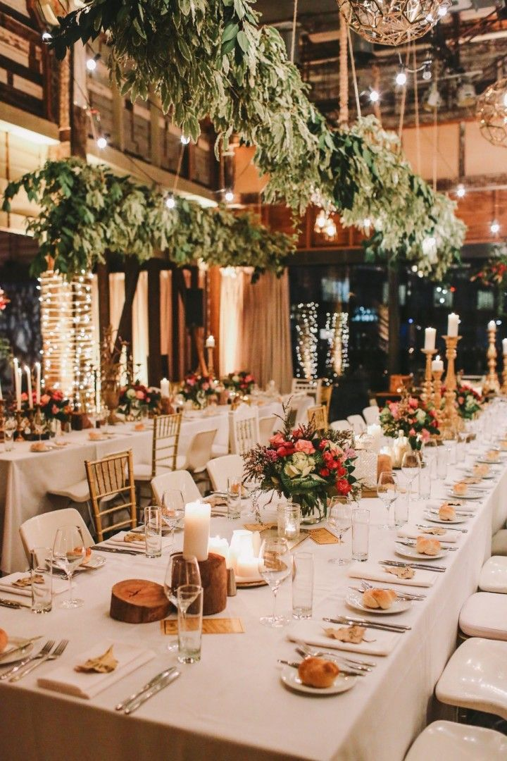 Sydney Wedding: Romantic Botanical Garden Theme - MODwedding
