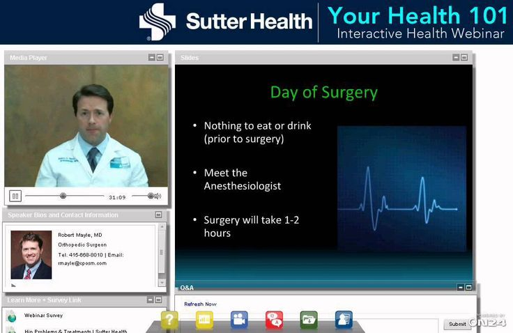 Hip Pain and Arthritis Treatment Webinar - WATCH VIDEO HERE -> http://arthritisremedy.info/hip-pain-and-arthritis-treatment-webinar/     *** how to treat arthritis ***  Robert Mayle Jr., M.D. –  – Orthopaedic Surgeon with Sutter Health CPMC in San Francisco and Novato Community Hospital talks about how to treat hip pain associated with arthritis. Video credits to the YouTube channel owner