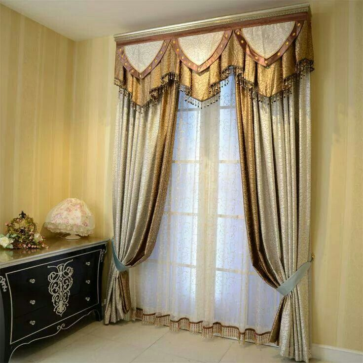 Elegant Kitchen Curtains Valances: 1096 Best Images About Cortinas/ Valances/Senefas On Pinterest