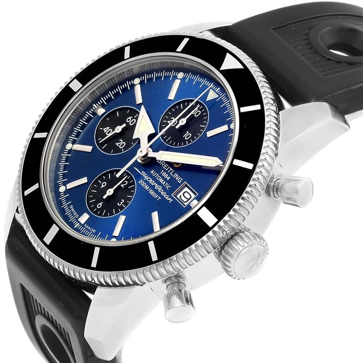 15333 Breitling SuperOcean Heritage Chrono 46 Watch A13320 Box Papers SwissWatchExpo