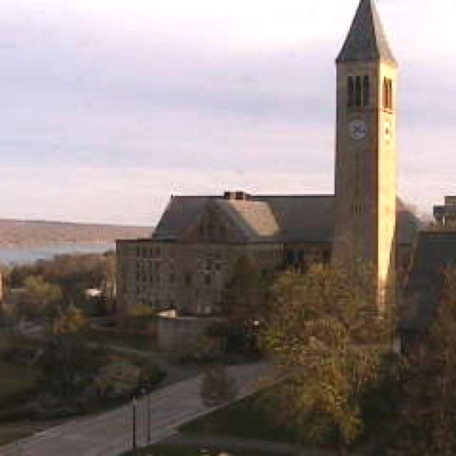 Cornell University!!