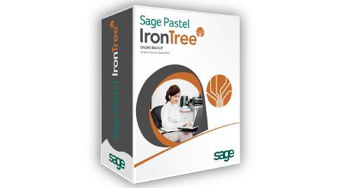 Sage Pastel Irontree