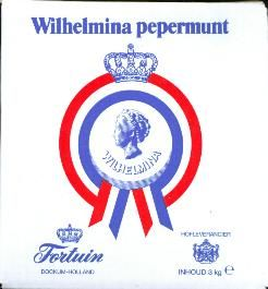 Fortuin Wilhelmina Peppermints-brings back so many memories!