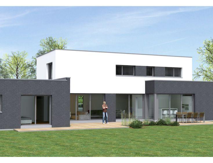 Construção de uma casa cúbica em Wattignies #wattignies   – Atypical House