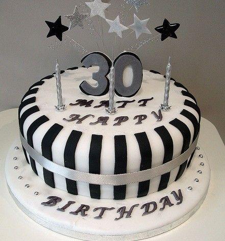 30th Birthday Cakes For Men: 30th Birthday Cakes For Men 209 ~ Homemade Cake Inspiration