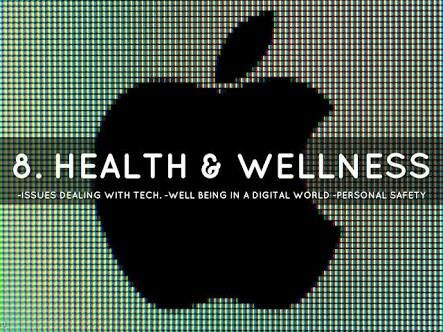 Device Wellness