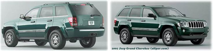 """2005-2007 Jeep Grand Cherokee SUV details and buyer guide #jeep, #grand #cherokee, #2005, #car #review, #buyers #guide http://guyana.nef2.com/2005-2007-jeep-grand-cherokee-suv-details-and-buyer-guide-jeep-grand-cherokee-2005-car-review-buyers-guide/  # The 2005-2009 Jeep Grand Cherokee SUV details and buyer guide The 2005-2007 """"WK"""" Jeep Grand Cherokee was the first completely new Grand Cherokee since the original, which had originally been created to be a successor to the classic """"XJ"""" Jeep…"""