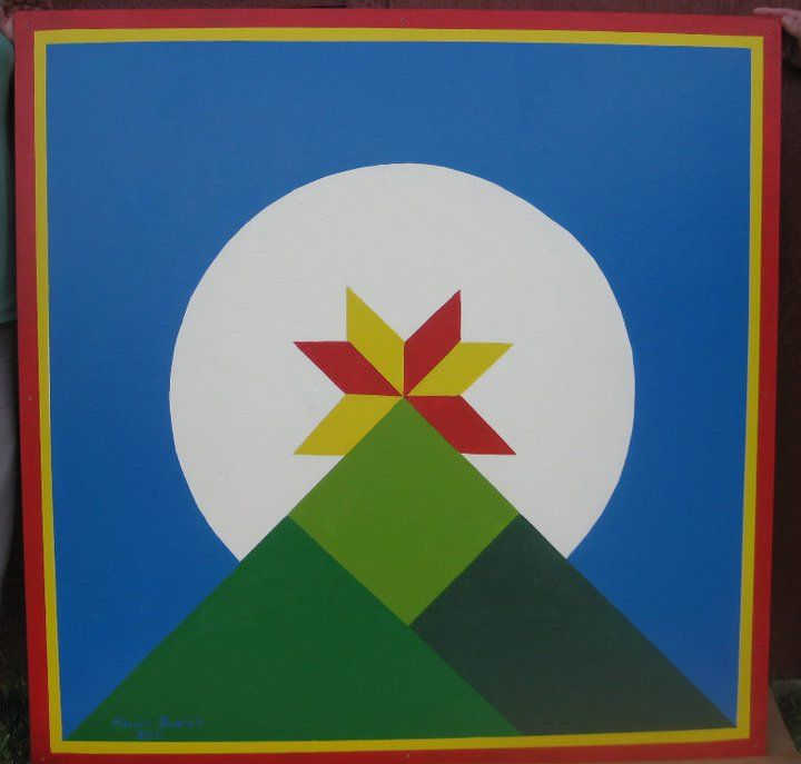 Highland Barn Quilts - Highland County, VA