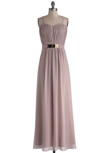 You Lead the Sway Dress - Chiffon, Sheer, Woven, Long, Pink, Solid, Special Occasion, Maxi, Better, Sweetheart, Prom, Bridesmaid, Pastel, Sp...