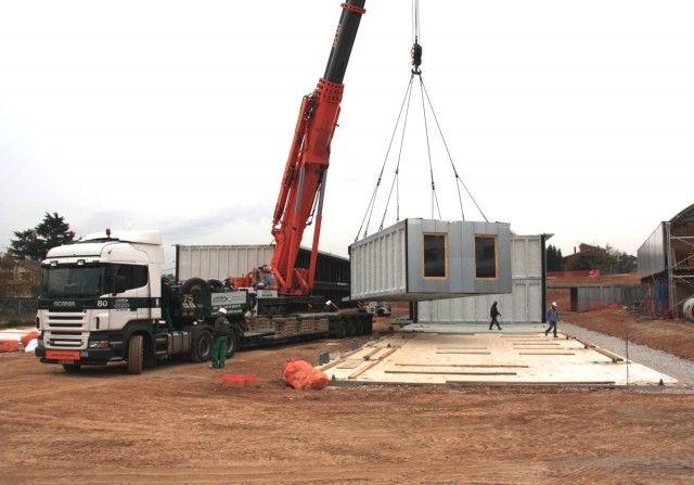 Proceso de Obra del proyecto; 10 días in-situ.