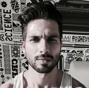 Shahid Kapoor - Best Undercut Hairstyle For Men