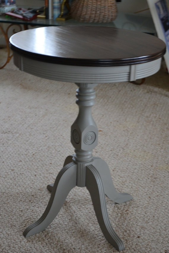 End Table/Accent Table  Duncan Phyffe Drum Table by HouseOfBabs, $65.00