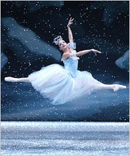 The Nutcracker NYC Ballet - breathtaking joy!