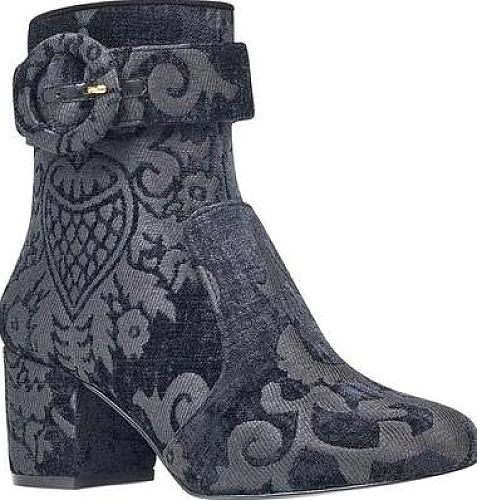 Take a look at the Nine West Quilby Ankle Boots. Cute-looking shoes from Nine West pictured in Black. Feel radiant with these shoes designed by the brand Nine West. #boots #booties #ankleboots #shoes #fashion