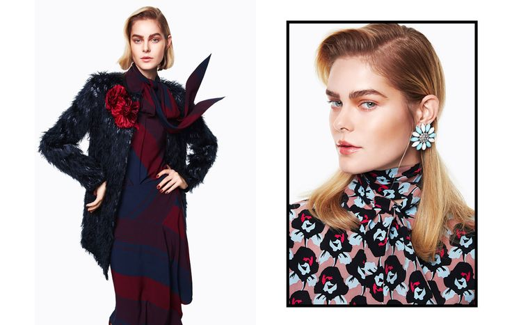 LADO ALEXI · PEOPLE MAGAZINE // Lado Alexi photographed a fashion and beauty story for People Magazin in cooperation with MAC. Styling by Stephanie Rau, Hair by Jörg Oppermann ans Make-Up by Christina Vacirca c/o MAC Cosmetics. Model: Jessica Nicole Goldhahn c/o MD Management.