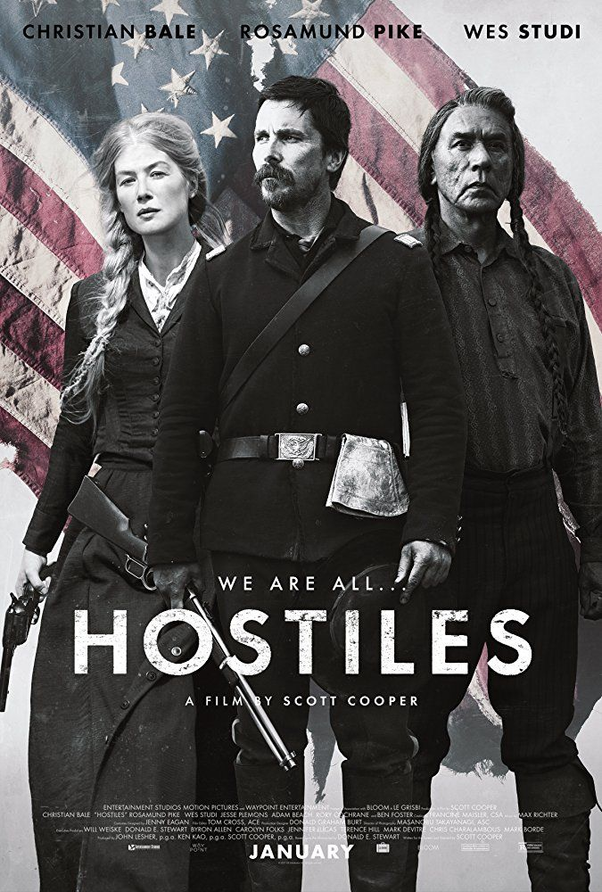 Hostiles To Watch Pinterest Movies Streaming Movies And