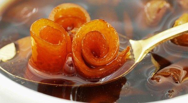 Γλυκές φλούδες πορτοκαλιού - είσαι γυναίκα; μπές εδω