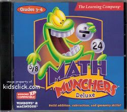 Number Munchers | Retro Junk