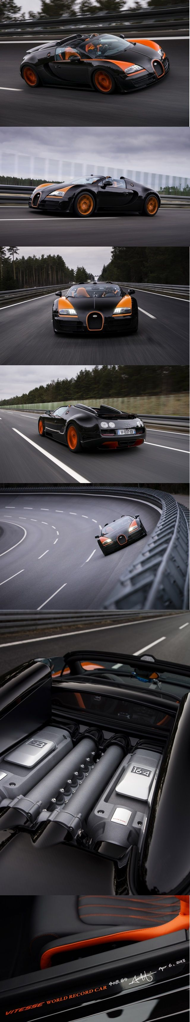 f62a6ffa65f41c62d10fe71aed115d03 Fascinating Bugatti Veyron Grand Sport Vitesse 1/4 Mile Cars Trend