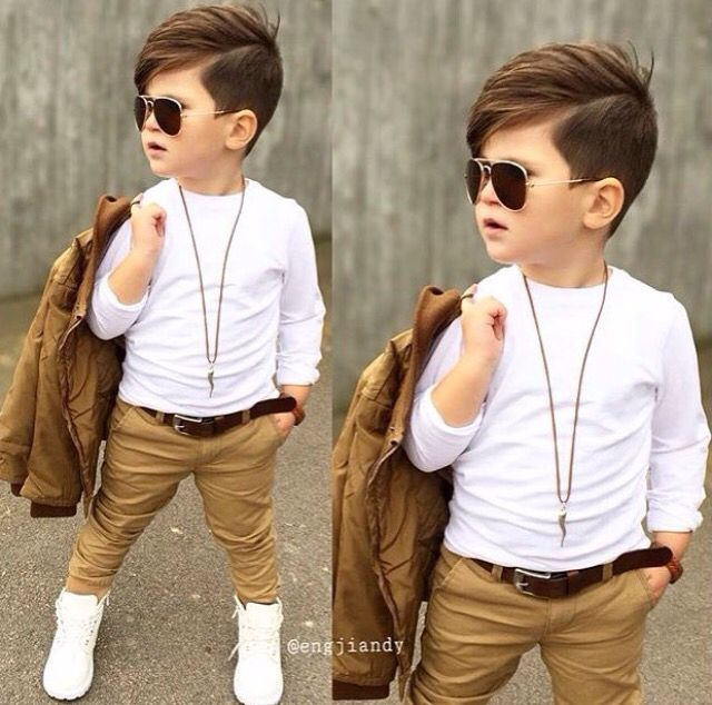 Cute Little Boys Fashion
