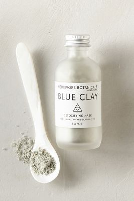 Blue clay mask / Herbivore Botanicals