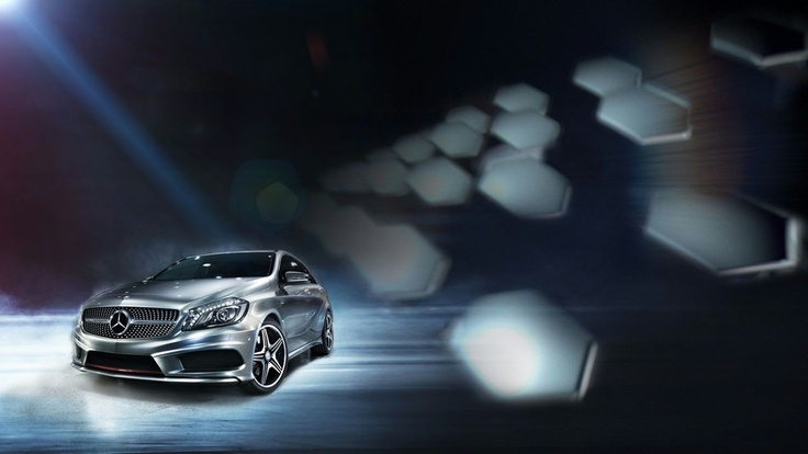 Mercedes-Benz – de nieuwe A-Klasse – 2012