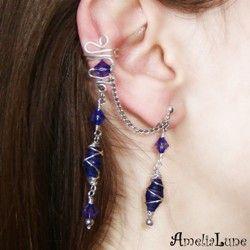 nice DIY Bijoux - Awesome Ear Cuff Tutorials