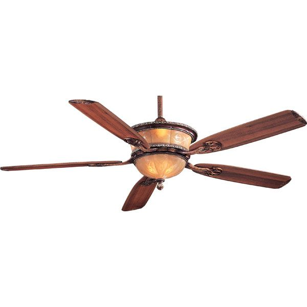 Minka-Aire Santa Lucia Fan F820-CT, at Del Mar Fans & Lighting, with product video