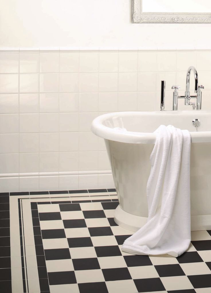 black and white checkered tile bathroom 15 best floor tiles classic check patterns 25126