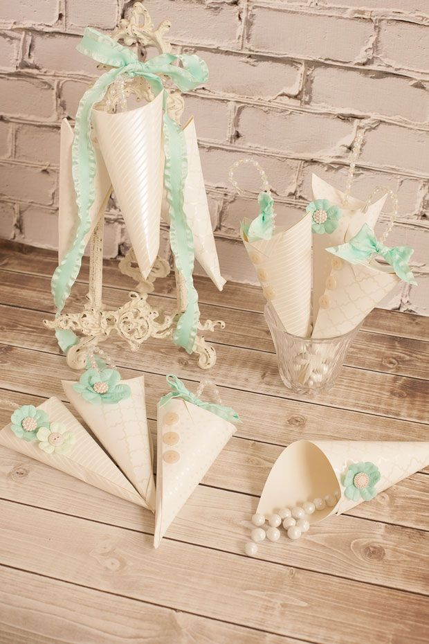 Baby Shower Favors Umbrella ~ Sweet and simple party favor click over see the