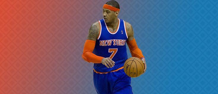 Grading the Trade - Oklahoma City Thunder acquire Carmelo Anthony