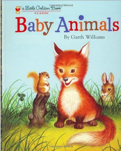 nothing better at bedtime.: Garth Williams, Babies, Animal Baby, Childhood Memories, Little Golden Books, Animal Little, Baby Animals, Favorite, Children Books