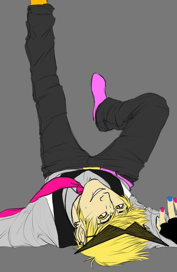 why is dirk so perfect? ;-;  #homestuck  #dirk strider