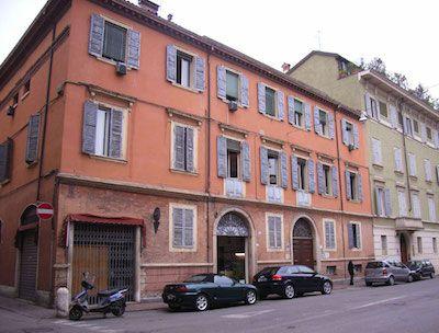 Provincia di Modena vende immobile in corso Canalgrande
