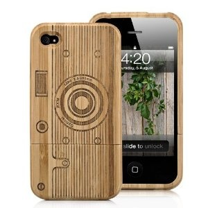 wood iphone case: Iphone Cases, Apples Iphone, Iphone 4S, Wooden Cases, Iphone 4 Cases, Hard Wooden, Iphone Accessories, Cameras Patterns, Patterns Hard