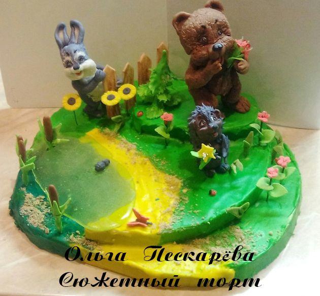Торт на заказ самара фабрика качества фото 12