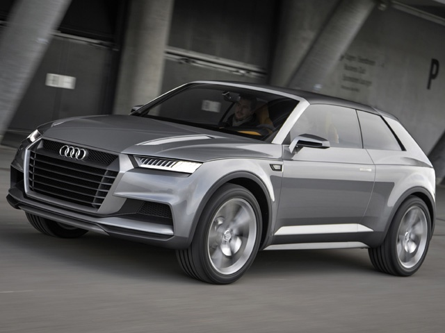 #Audi dealers offer the Audi Q7 in both a 2-door and 4-door option, but only #TAG offers you #armored versions!