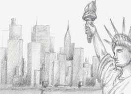 r sultat de recherche d 39 images pour dessins new york manhattan manhattan pinterest york. Black Bedroom Furniture Sets. Home Design Ideas