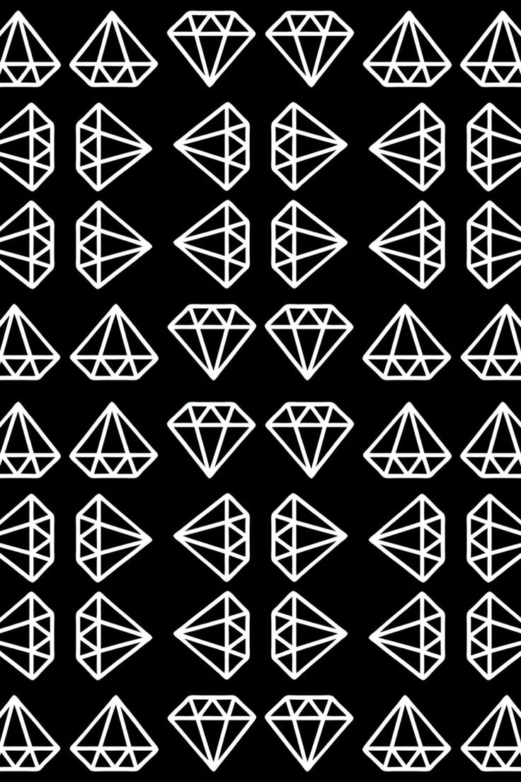 Black Diamond Tattoo #iPhone4s #wallpaper