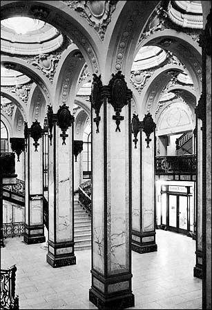Singer Building, 1906-1908, demolished 1968