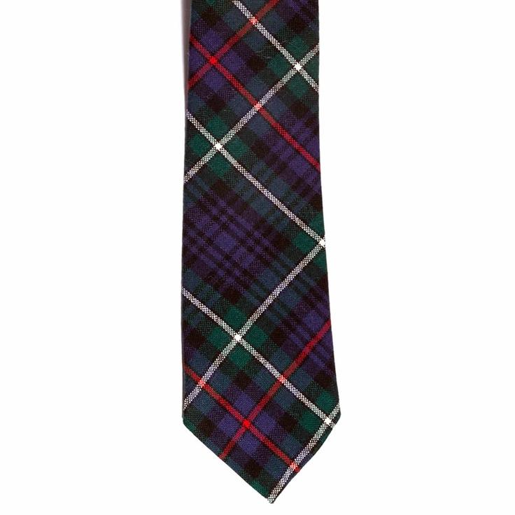 Mackenzie Tartan Tie from Gretna Green #TartanTie #PlaidTie