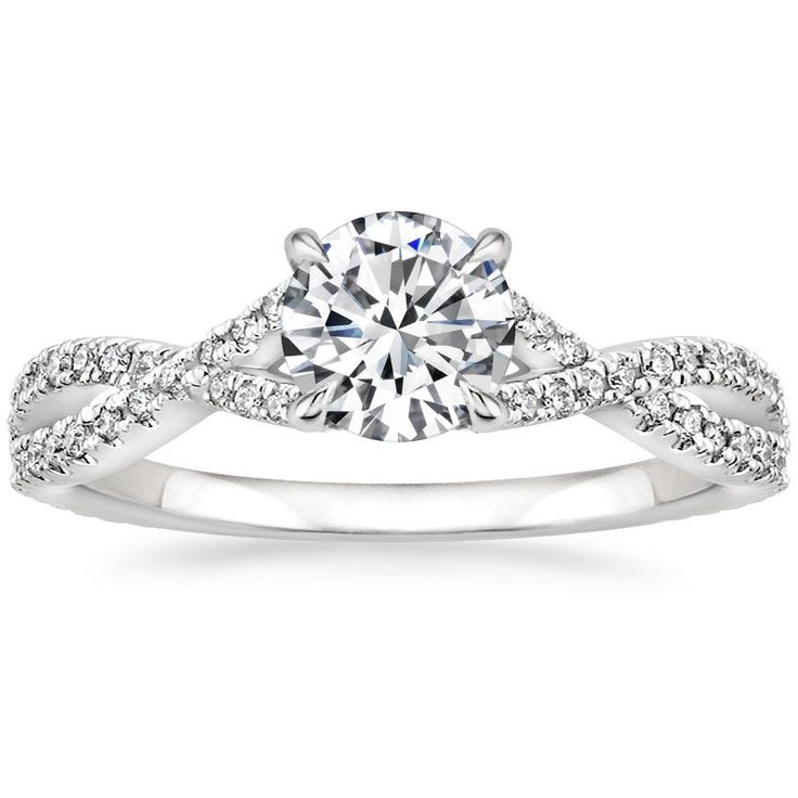 18K White Gold Chloe Diamond Ring (1/4 ct. tw.)