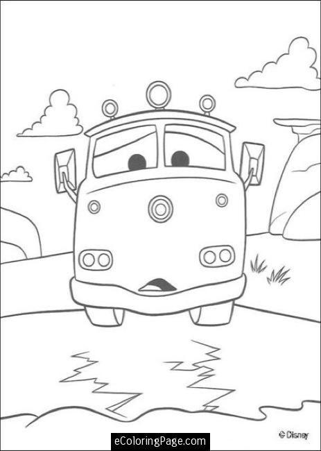 110 besten coloring pages for cars Bilder auf Pinterest | Disney ...